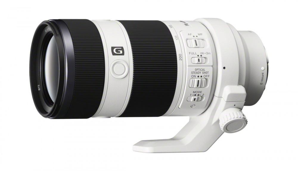 Sony 70-200mm F2.8G SSM II