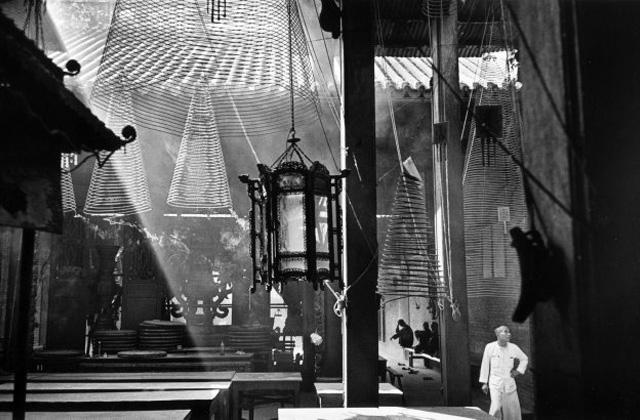 Ernst Haas fényképe
