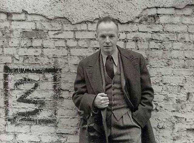 Arnold Newman: Henri Cartier-Bresson