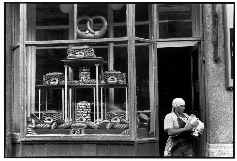 Henri Cartier-Bresson: Pékség, Moszkva, 1954