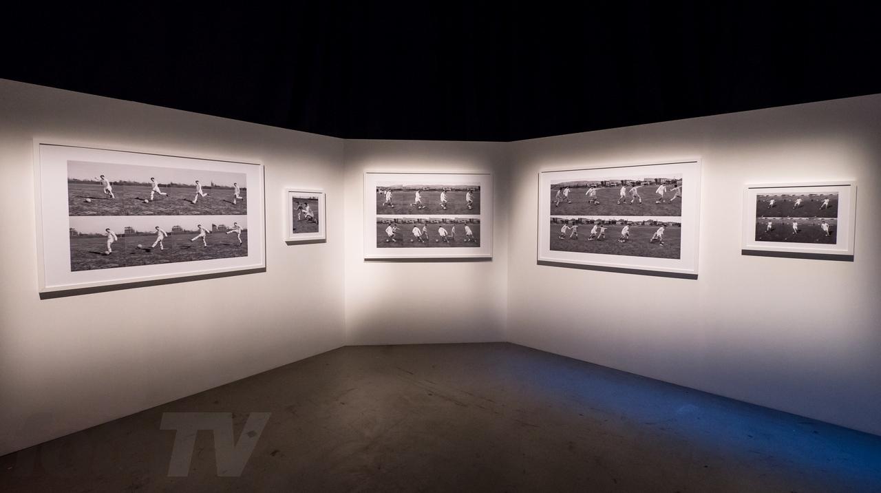 Megnyitotta A labdarúgás művészete kiállítás
