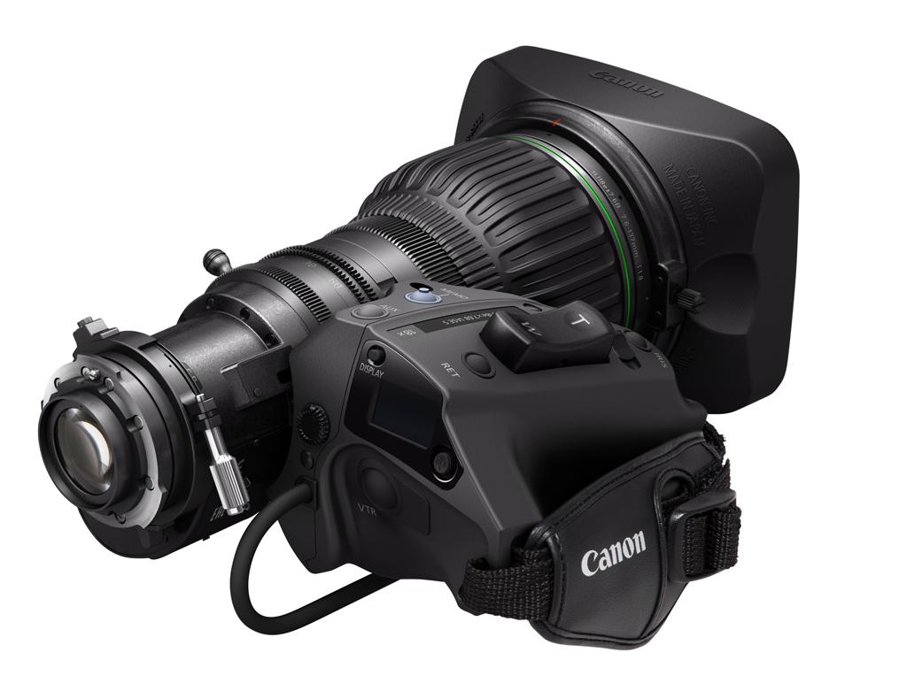 Canon HJ18ex7.6B IRSE /IASE