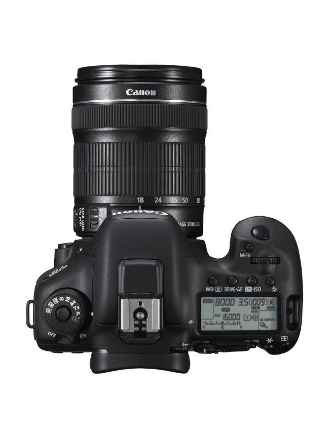 Canon EOS 7D Mark II és a Powershot G7 X