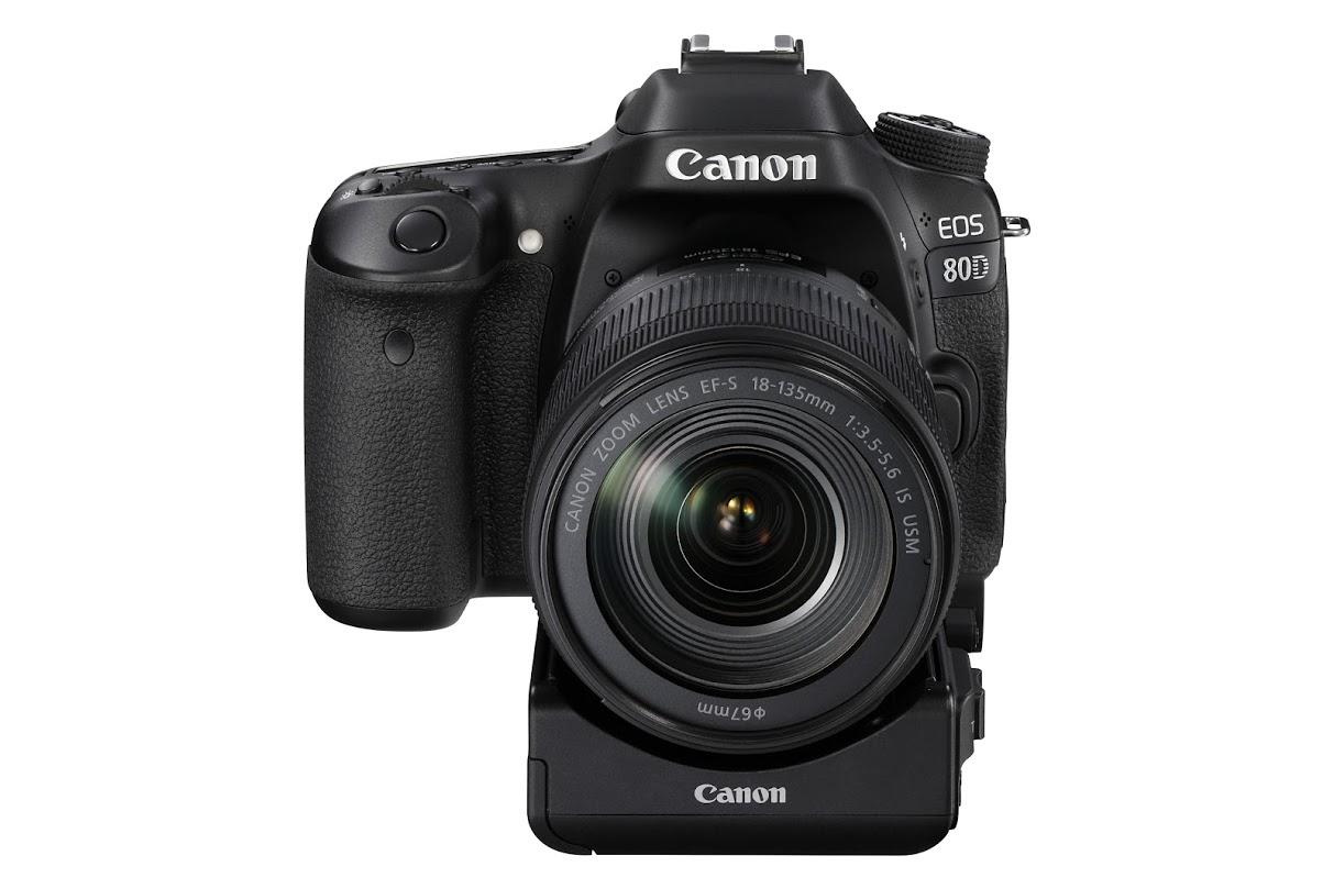 A Canon EOS 80D sorozatfeltéveleinek sebesség 7 kép/mp.