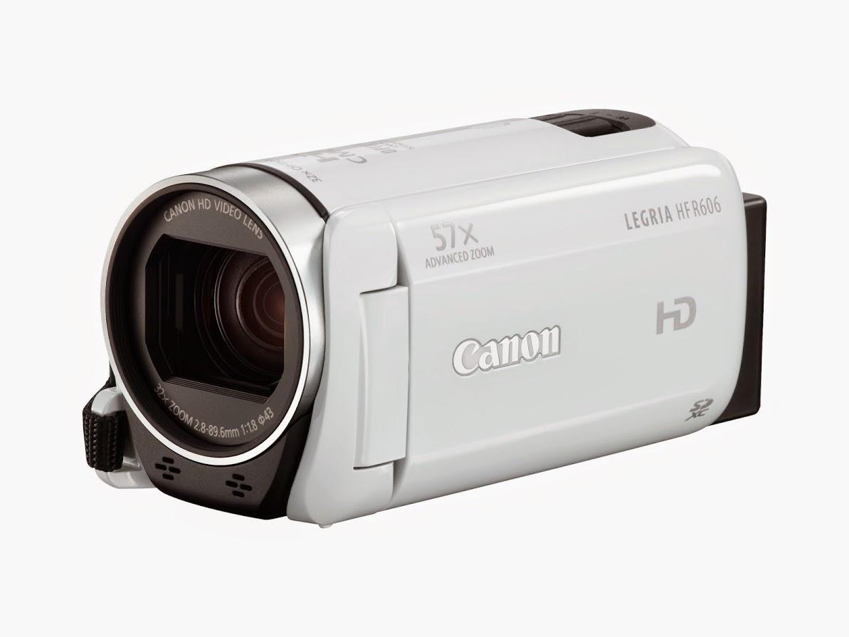 Canon LEGRIA HF R606 modell