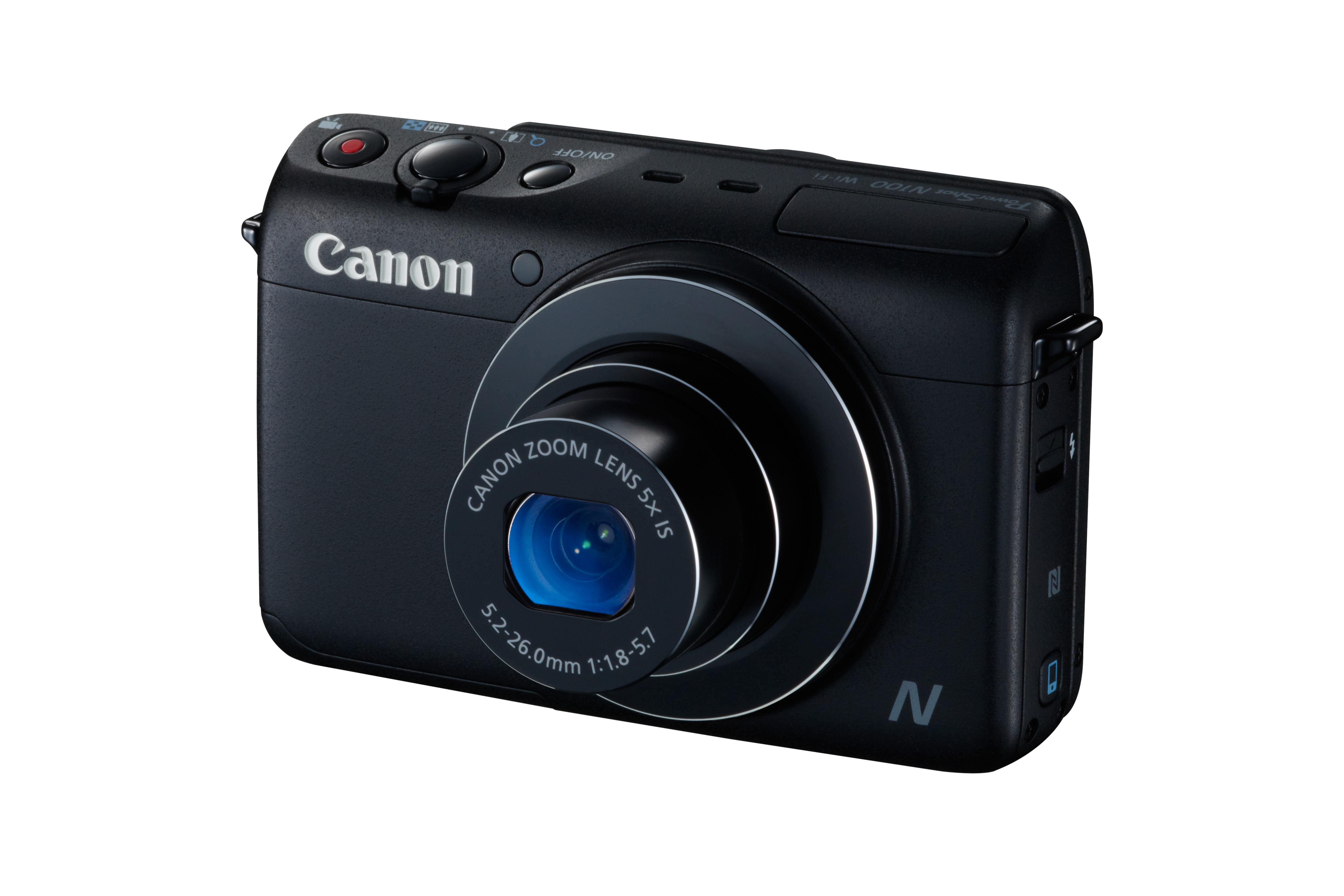 A Canon Powershot N100 kamerája 1/1,7