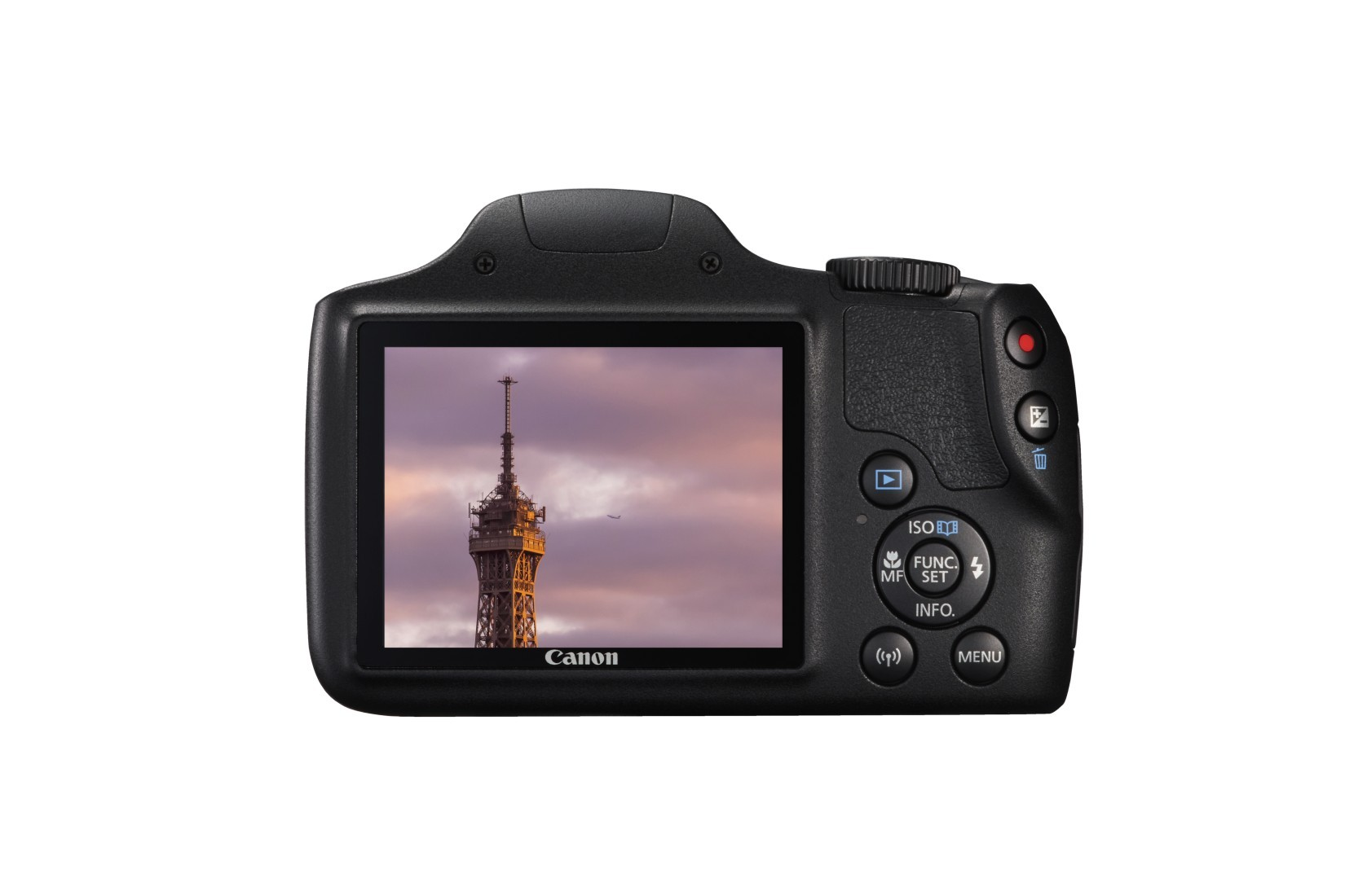 Canon PowerShot SX540 HS 20 megapixeles fényképezőgép, amely 3