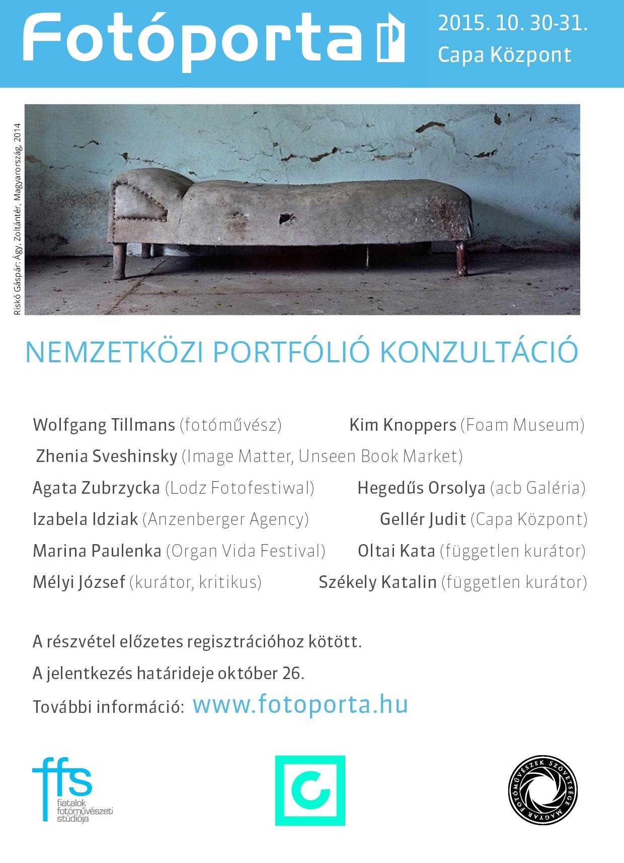 Fotóporta plakát