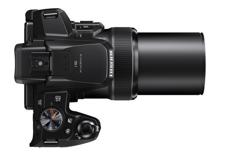 Fujifilm Finepix S1 - 50x zoommal