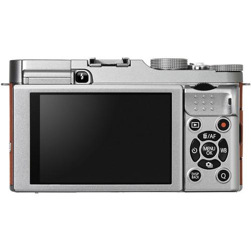 Fujifilm FinePix X-A2 ISO 100-25600 érzékenységű