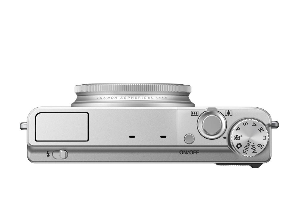Fujifilm FinePix XQ2 beépített felnyíló vakut kapott.