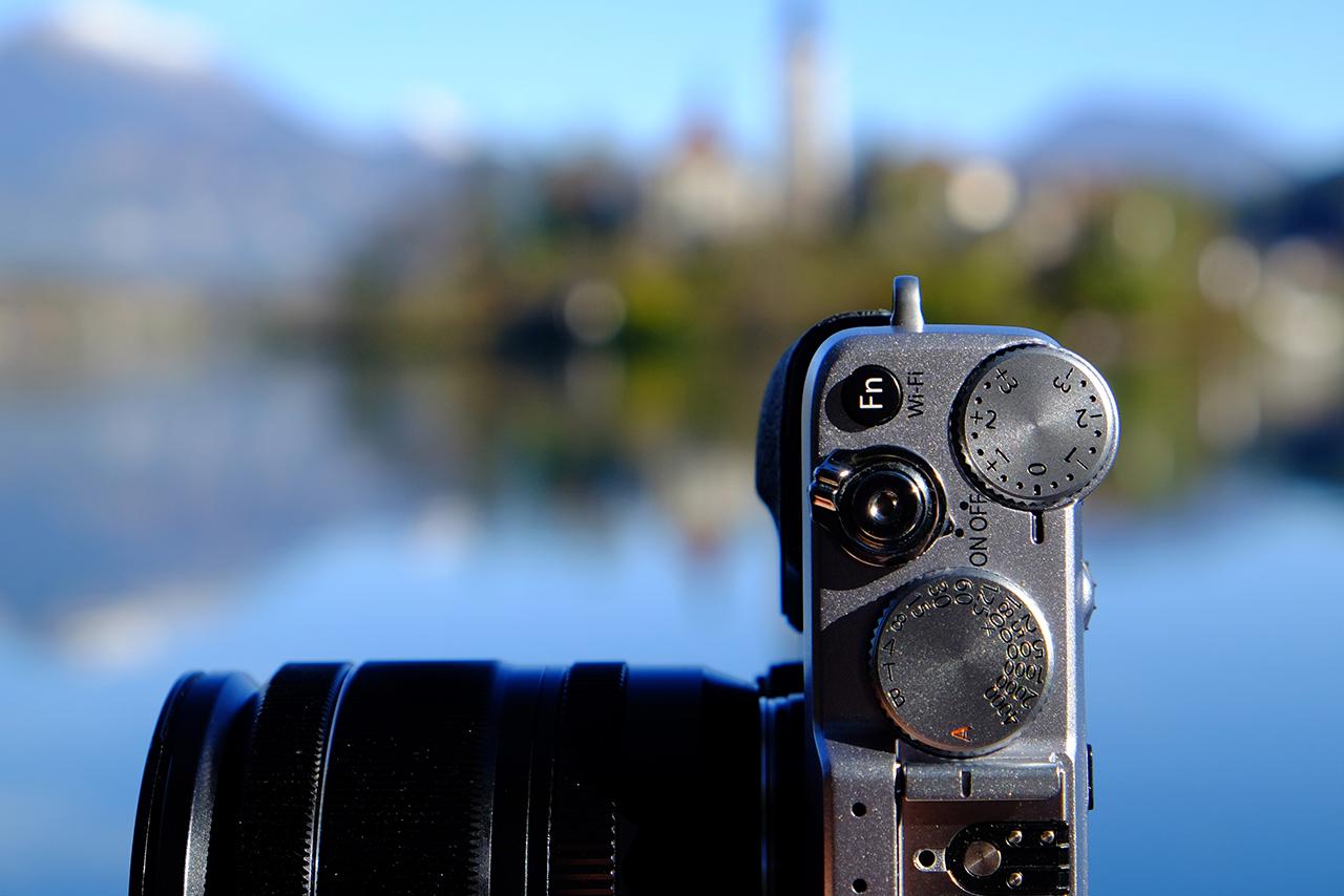 Fujifilm X-E2 - WiFi funkcióval