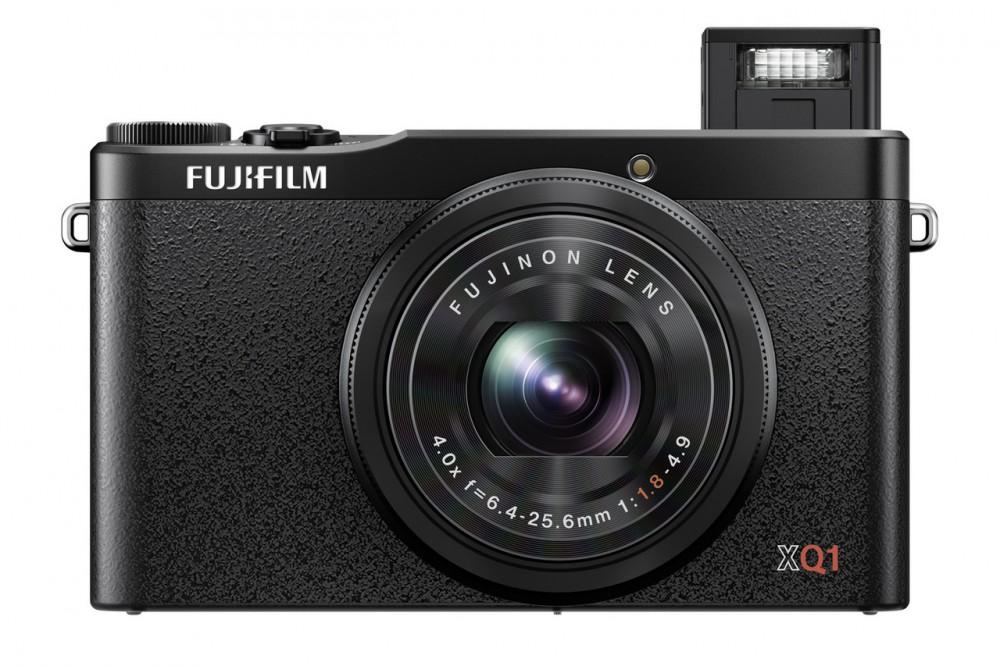Fujifilm X-Q1 beépített vakuval