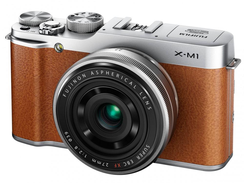 Fujifilm XF 27mm f2.8 az X-M1 vázon
