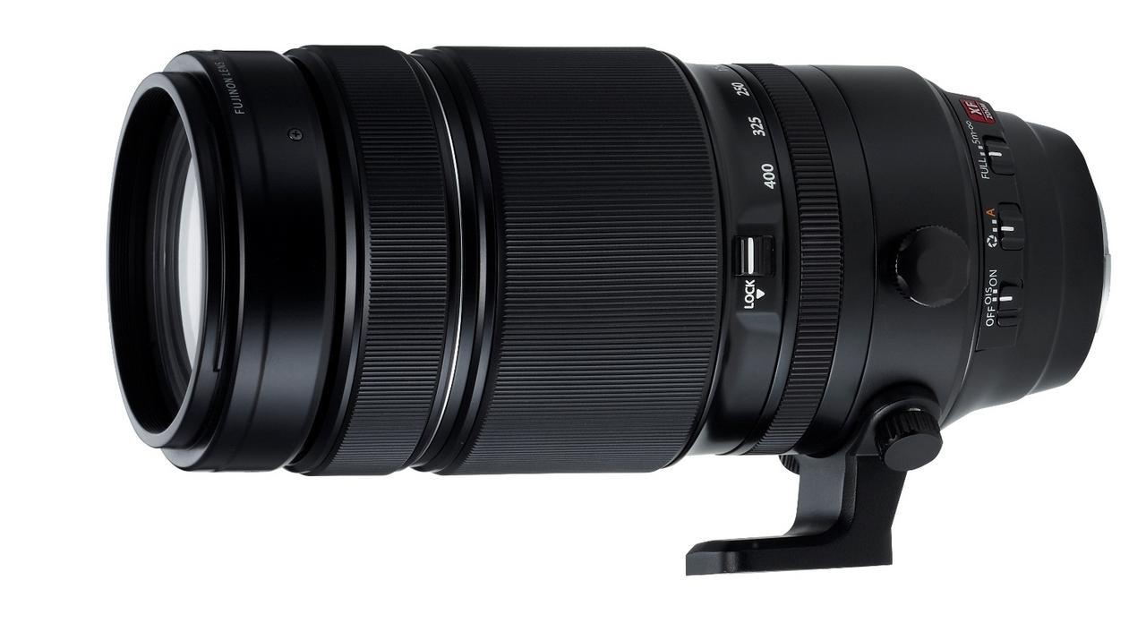 Fujinon XF 100-400mm f4,5-5,6 R LM OIS WR