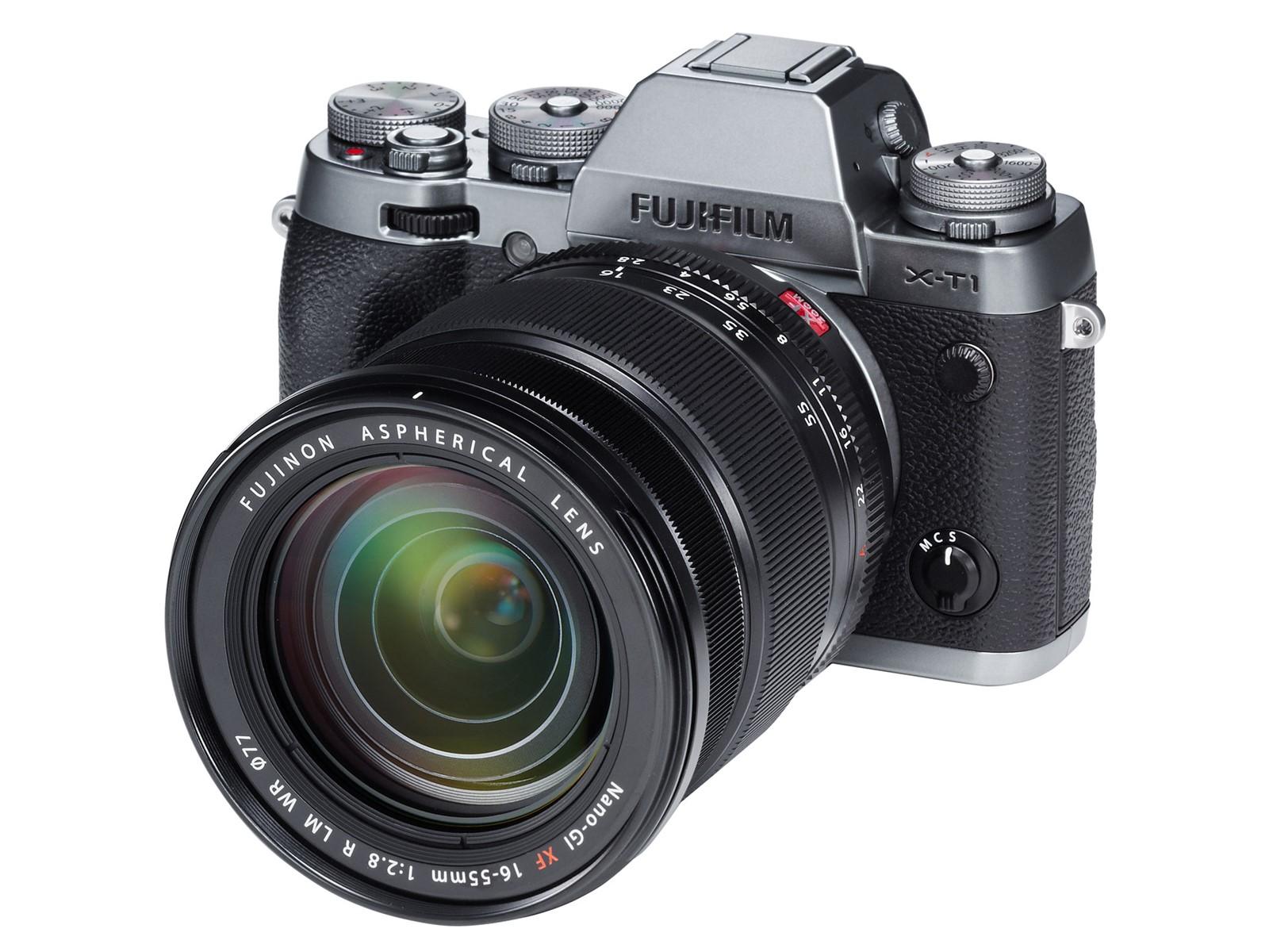 Fujinon XF 16-55mm F2,8 R LM WR bármely Fujifilm cserélhető optikás gépre illeszthető