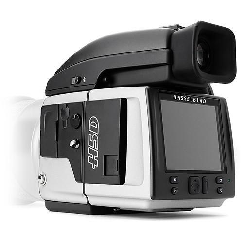 A H5D-50c érzékenység igen nagy, ISO 100-6400-ig terjed.
