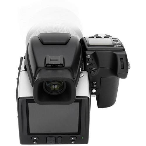 A H5D-50c-nél a tökéletes élességért a True Focus autofókusz rendszer felel.