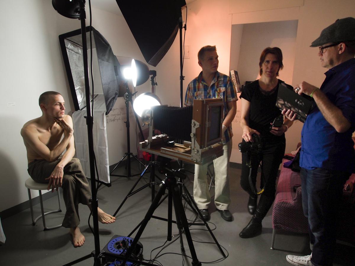 Workshop az ArtBázisban