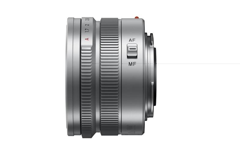 Leica DG Summilux 15mm f1.7 Asph objektívnél Nano Surface Coating (nanorészecskés felületkezelés) te