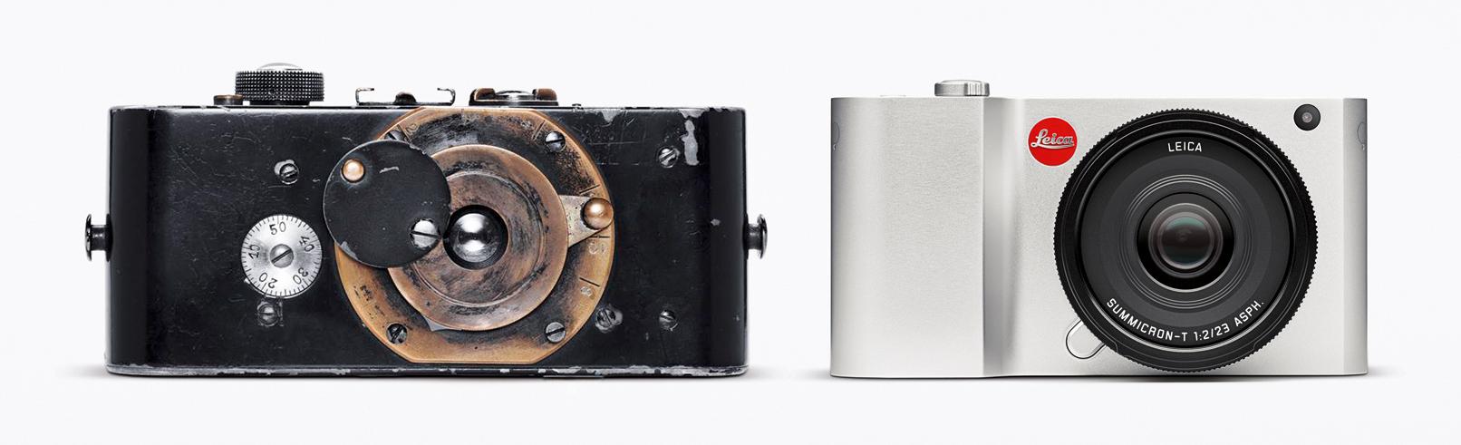 Leica T Typ 701 és az