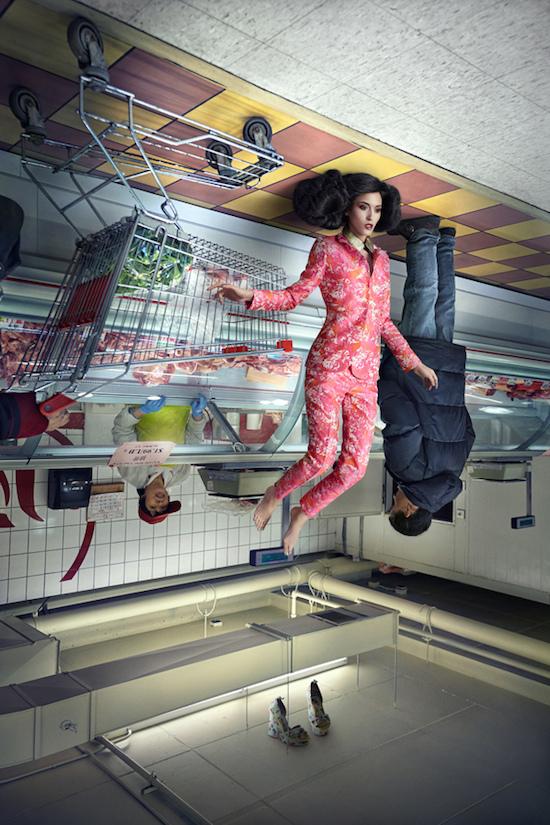 Martin Tremblay Schön magazinnak készített kép
