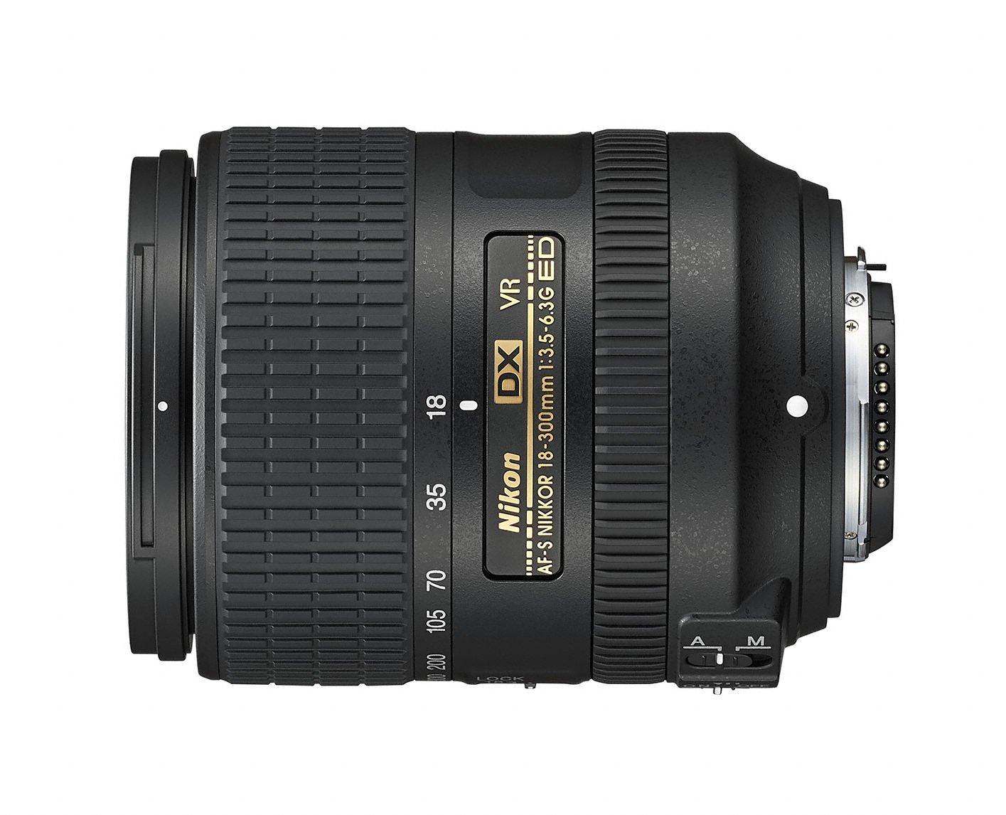 AF-S DX NIKKOR 18?300mm f3.5?6.3G ED VR