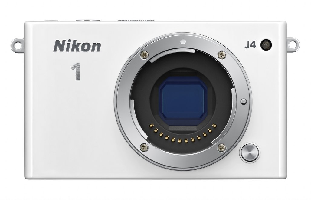 Nikon 1 J4 18 megapixeles kompakt fényképezőgép.