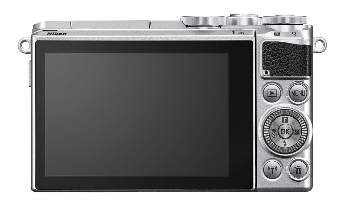 A Nikon 1 J5 képfeldolgozó rendszere az új Expeed 5A processzor.