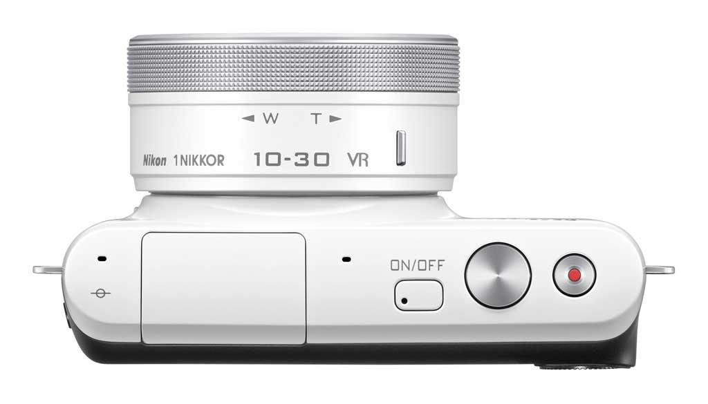 Nikon 1 S2 mérete: 101 x 61 x 29 mm
