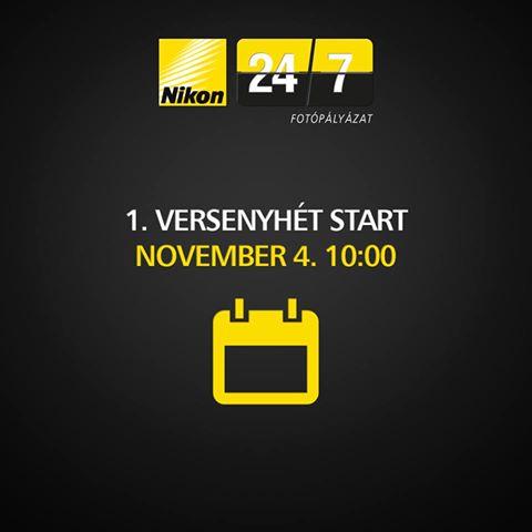 Nikon fotópályázat