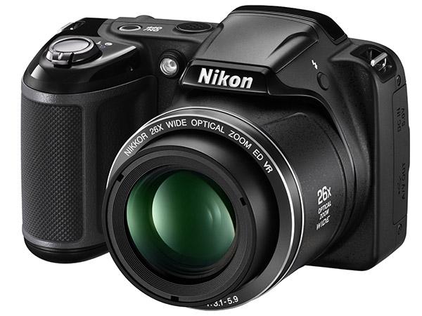 Nikon Coolpix L29, L30 és L330
