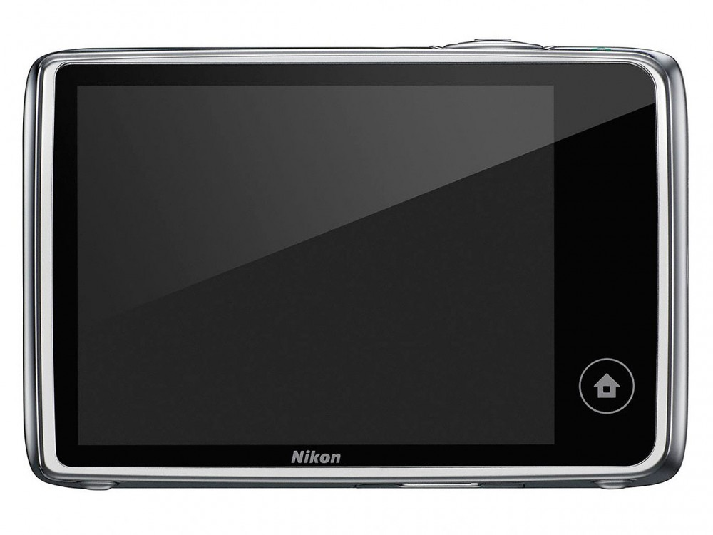 A Nikon Coolpix S02 egy 2,7