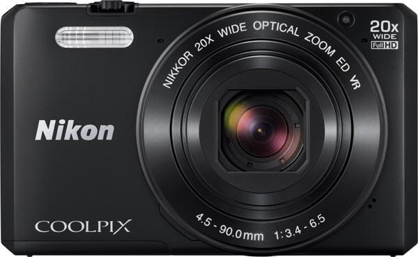 Nikon Coolpix S7000 20x-os optikai zoomot kapott.