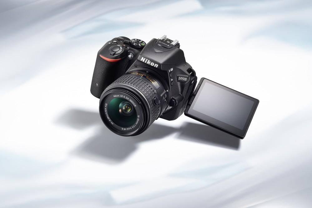 Hihetetlen képminőség: 24,2 megapixeles, DX formátumú érzékelő, optikai aluláteresztő szűrő