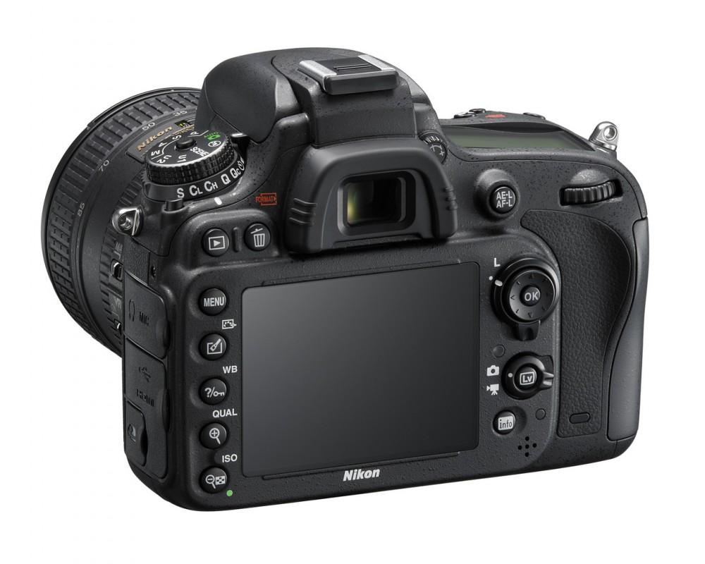 Nikon D610 3.2