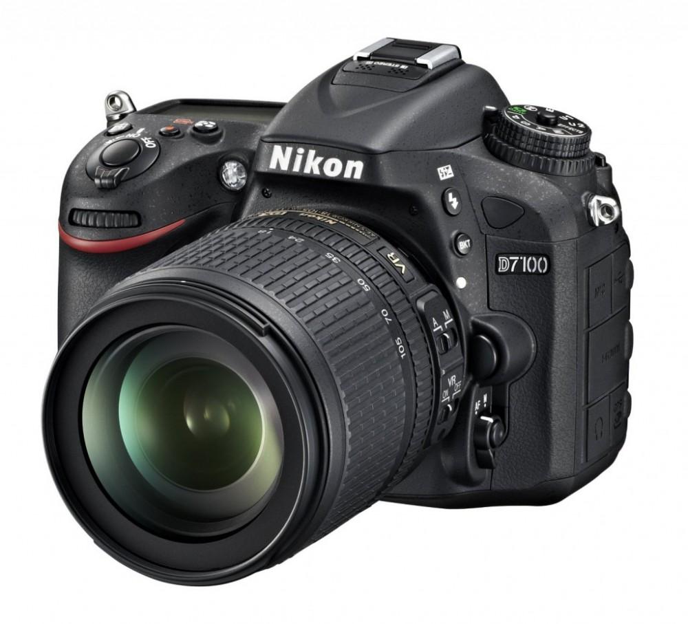 Nikon D7100 firmware frissítés