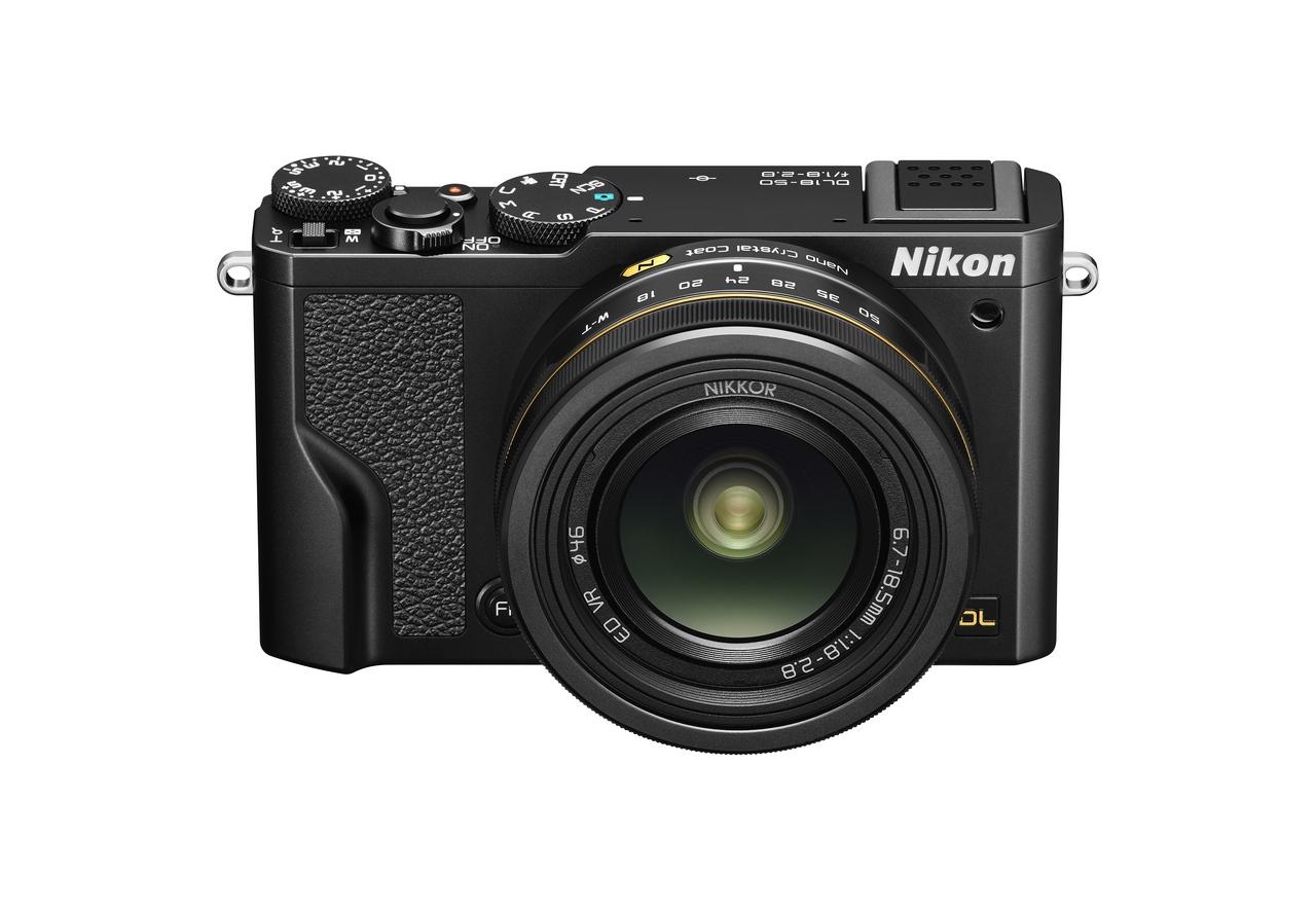 Nikon DL 18-50 f1.8-2.8
