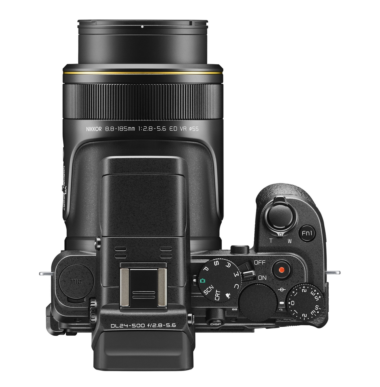 Nikon DL 24-500 f2.8-5.6