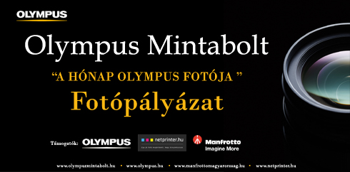 Olympus fotópályázat