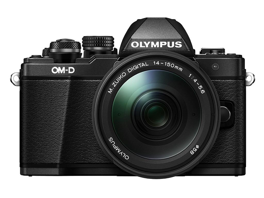 Az Olympus OM-D E-M10 Mark II 16.1 megapixel Live MOS szenzorral rendelkezik.