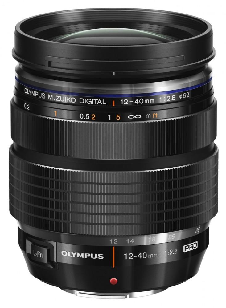 M.ZUIKO Digital ED 12-40mm f2.8 PRO objektív