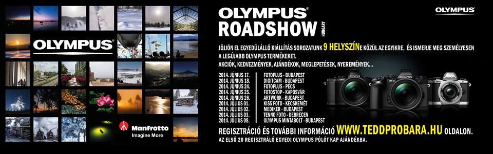 Olympus Roadshow