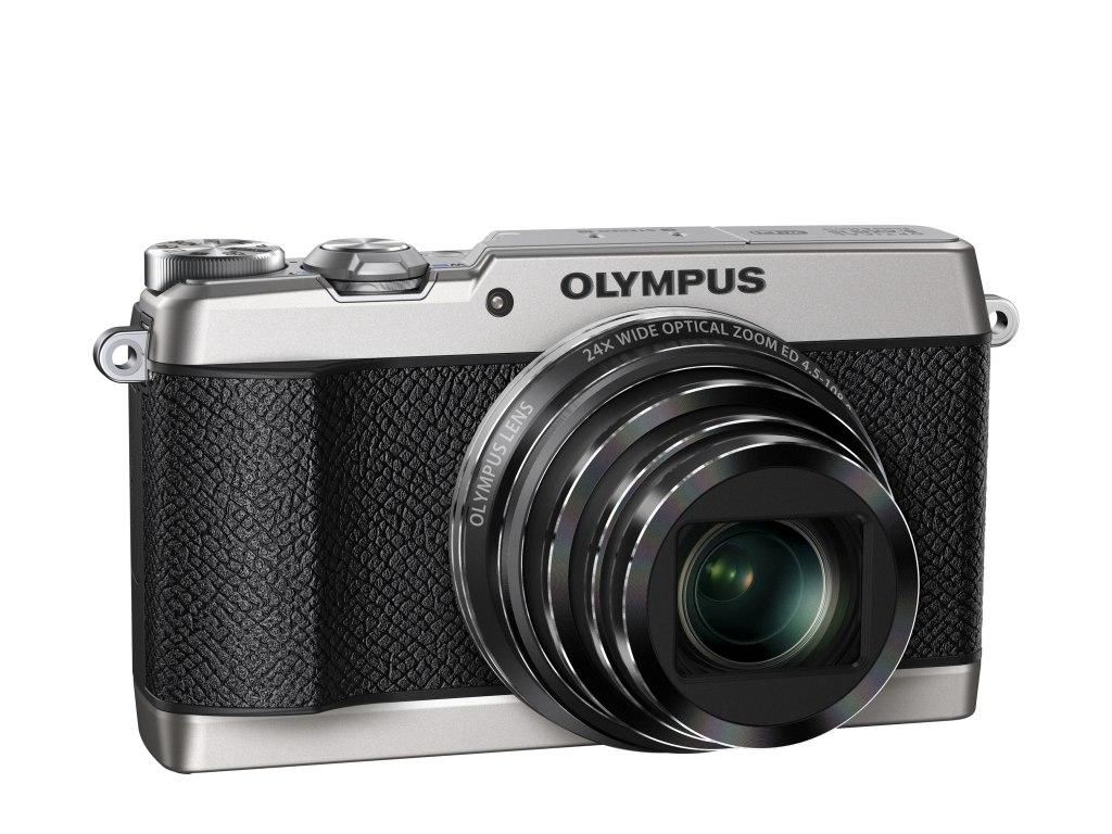 Olympus SH2 16 megapixeles BSI-CMOS érzékelőt kapott.