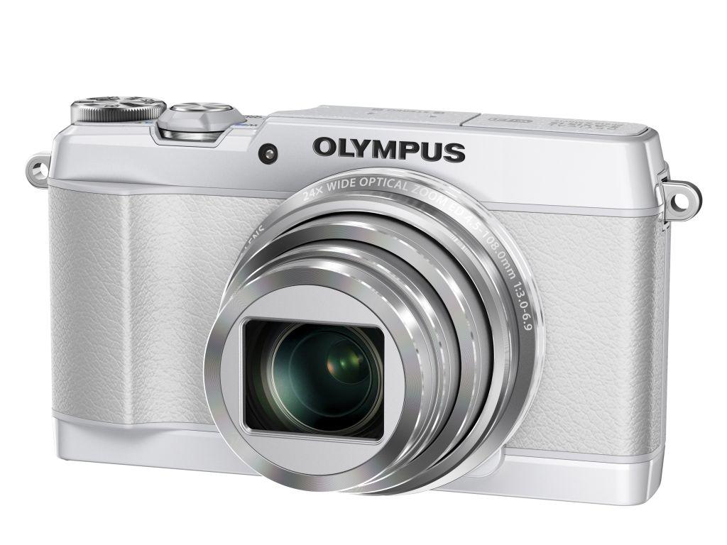 Olympus Stylus SH-1 24x-es optikai zoomal rendelkezik.