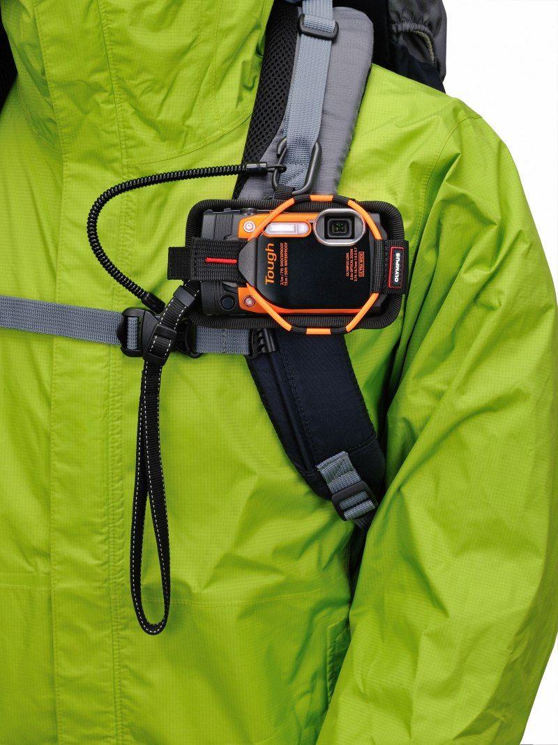 Olympus TOUGH TG-860-hoz kapható különböző kiegészítő termék is.