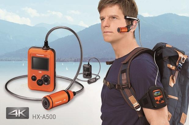 Panasonic HX-A500 akciókamera
