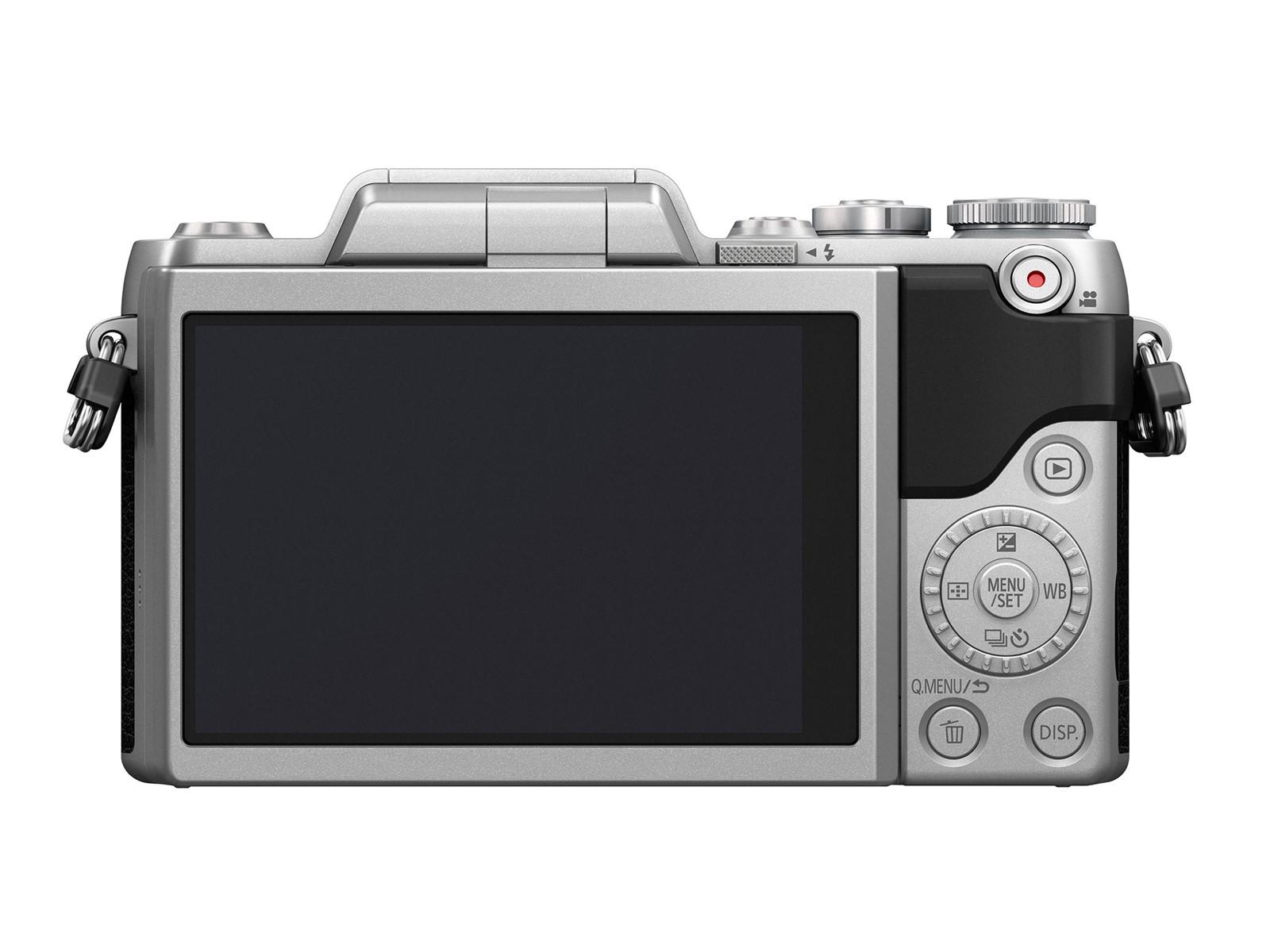 Lumix DMC-GF7 16 megapixeles cserélhető objektíves kompakt fényképezőgép.
