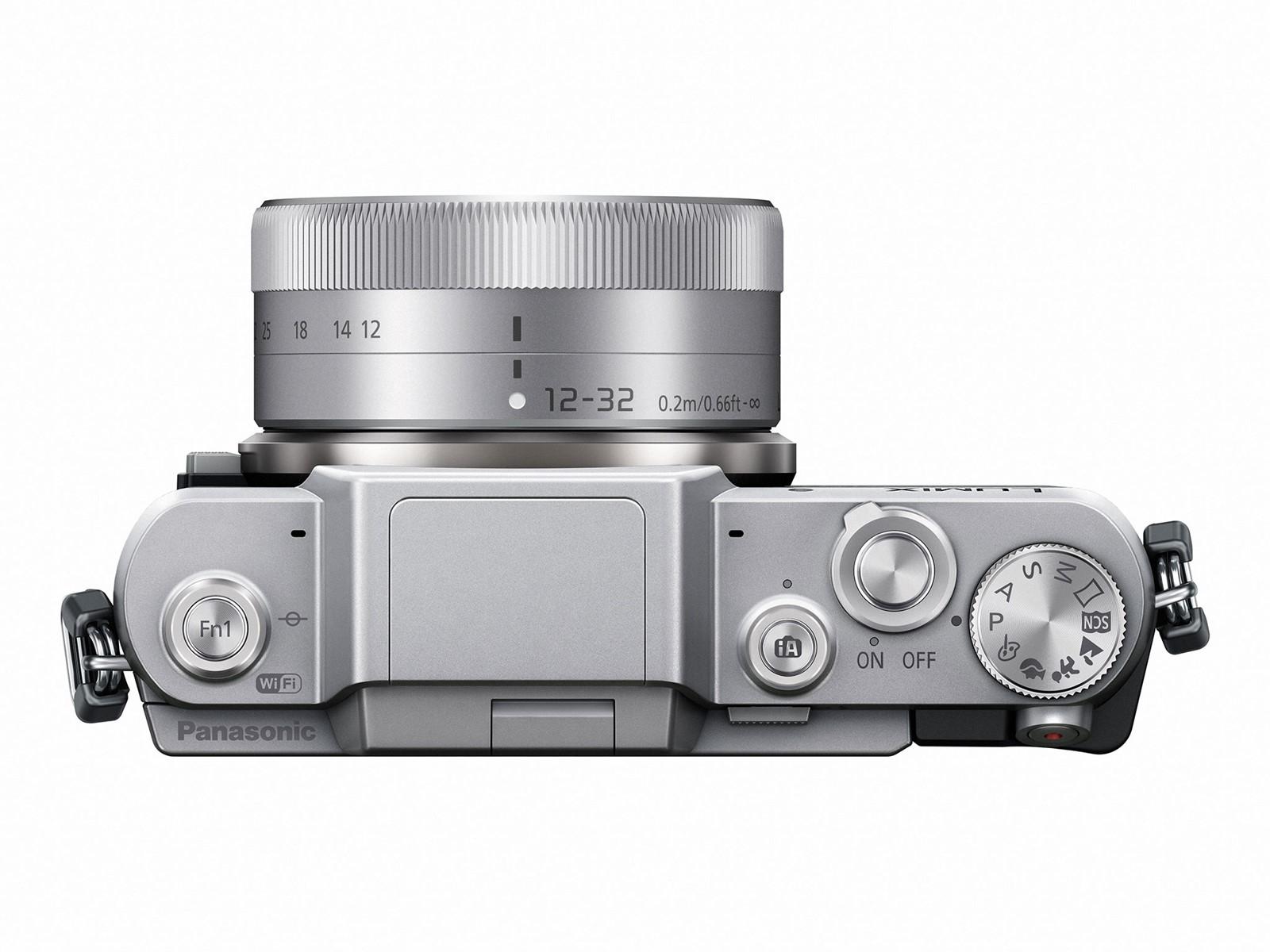 Panasonic Lumix DMC-GF7 funkciói közé tartozik a Creative Control, Creative Panorama.