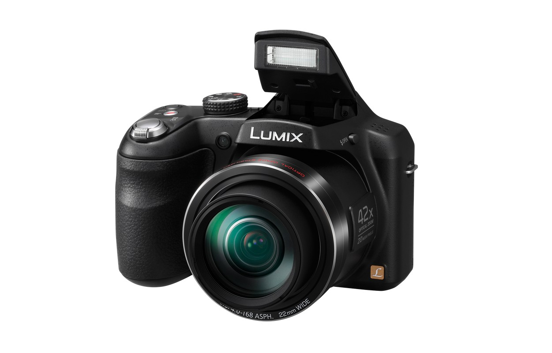 Lumix DMC-LZ40 fényképezőgépen optikai képstabilizátor is található.
